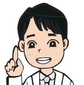 藤山先生のイラスト